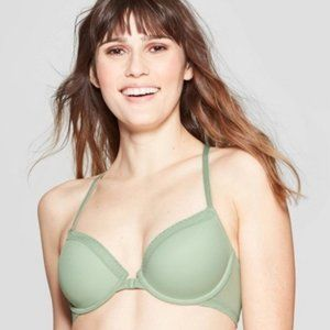 """""""The Ace"""" Demi Lightly Lined Racerback Bra 2-Pack"""